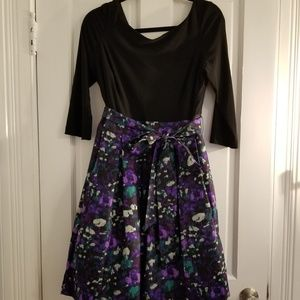 Jessica Howard puffy skirt party dress